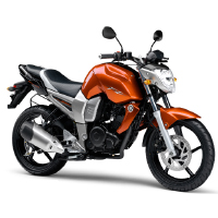 Yamaha FZ16 Different Colour View 2