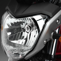 Yamaha FZ16 Head Light View