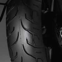 Yamaha FZ16 Wheel Base View