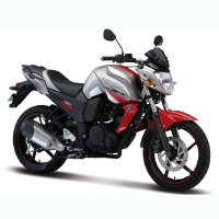 Yamaha FZS Different Colour View 2