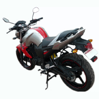 Yamaha FZS Rear Cross Side View