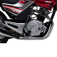 Yamaha G5 Spoke Engine View