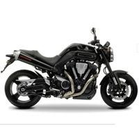 Yamaha MT01 Right View