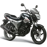 Yamaha SZ R Different Colour View 2