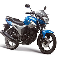 Yamaha SZ R Different Colour View 3