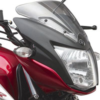 Yamaha SZ R Head Light View