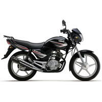 Yamaha YBR Different Colour View 1
