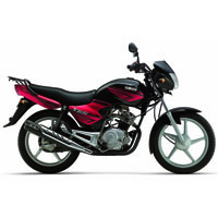 Yamaha YBR Different Colour View 3