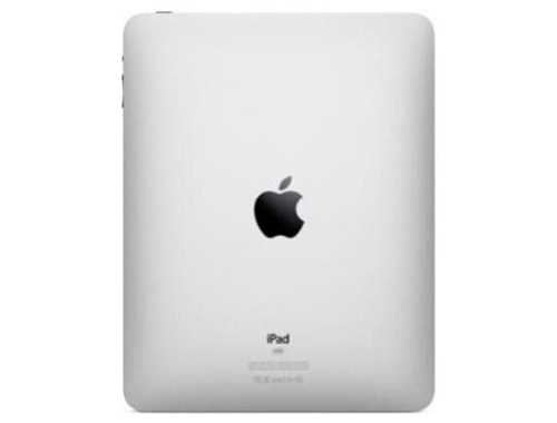 apple ipad 3g wifi 16gb. Apple iPad 16GB WiFi 3G Back