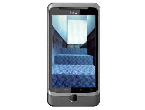 HTC Merge Front View Picture
