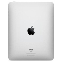 Apple iPad 16GB WiFi 3G Back View