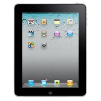 Apple iPad 16GB WiFi 3G Front View