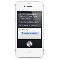 Apple iPhone 4S Front View