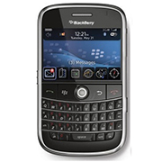 Blackberry Bold 9000 Front View