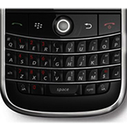 Blackberry Bold 9000 Keyboard View