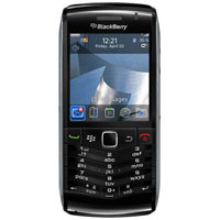 Blackberry Pearl 3G Front View