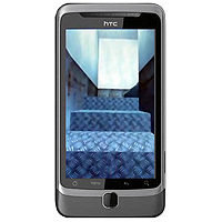 HTC Merge Front View