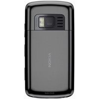 Nokia C6 01 Back View