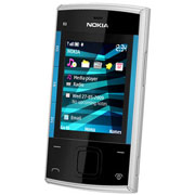 Nokia X3 Left Side View