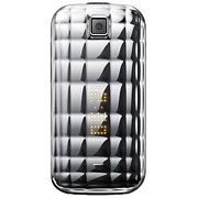 Samsung S5150 Diva Folder Back View