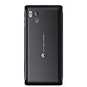 Sony Ericsson Aino Back View