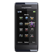 Sony Ericsson Aino Front View
