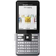 Sony Ericsson Naite Front View