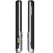 Sony Ericsson Naite Side Angle View
