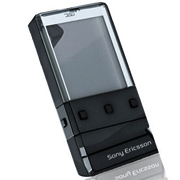 Sony Ericsson Xperia Pureness Left Side View
