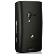 Sony Ericsson Xperia X10 Mini Back View