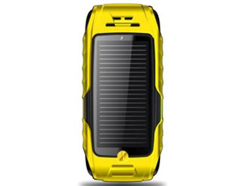 Umeox Solar Back View